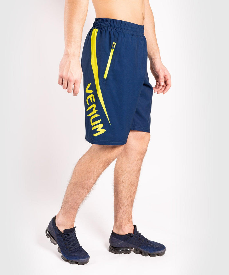 Venum Origins Training short Loma Edition Blue/Yellow picture 4