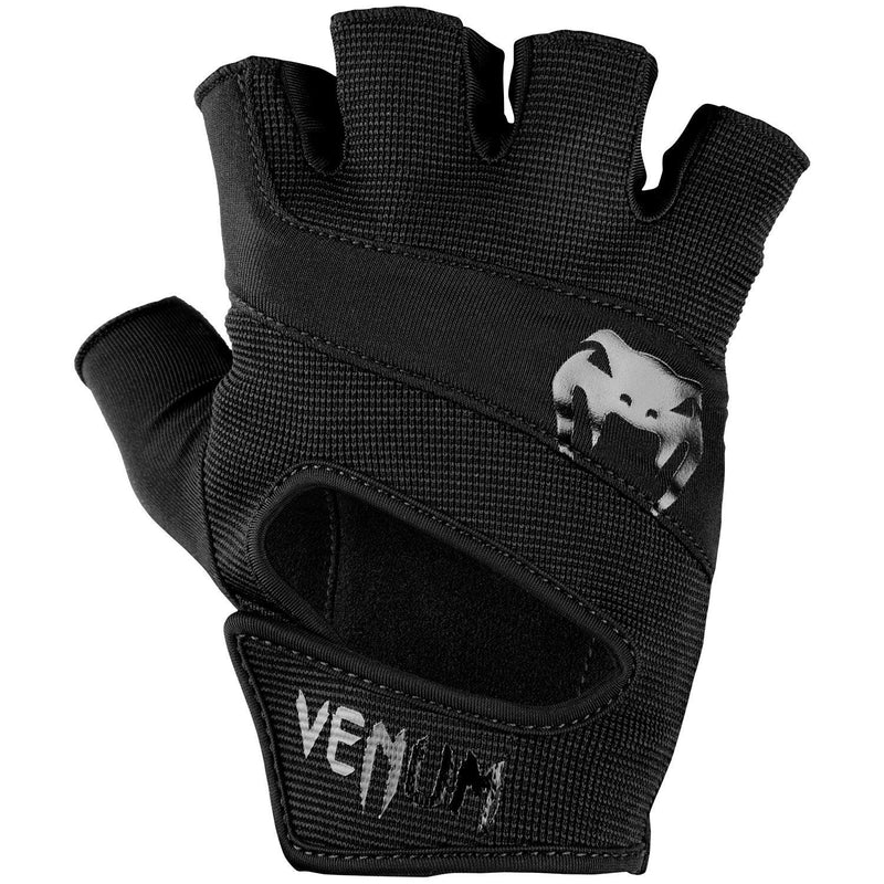 Venum Hyperlift Training Gloves – Black/Black picture 1
