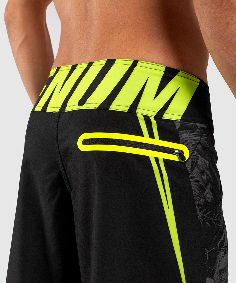 Venum Aero 2.0 Boardshorts - Black/Neo Yellow picture 9