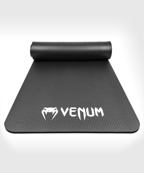 Venum Laser Yoga Mat - Black - picture 1