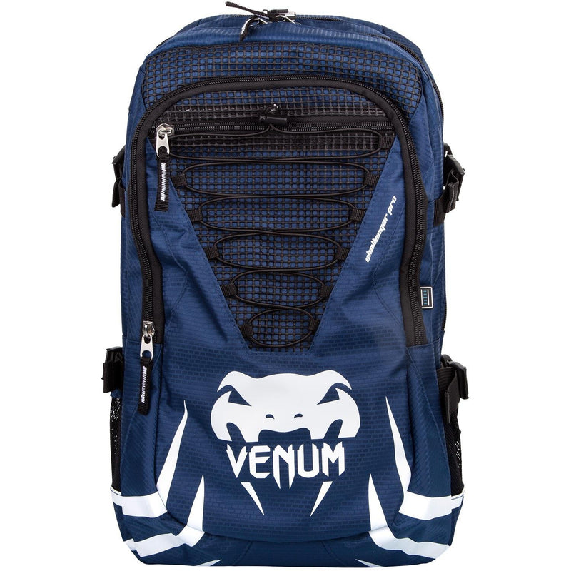Venum Challenger Pro Backpack - Navy Blue/White picture 1