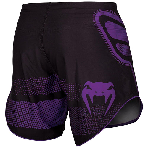 Venum Tempest 2.0 Fightshorts – Black/Purple picture 4