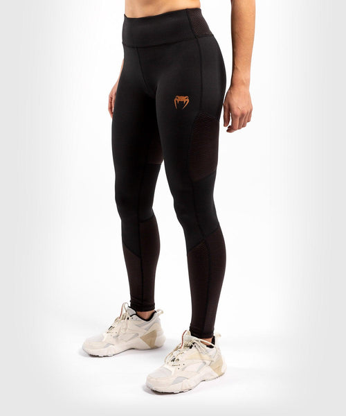 Venum Dune 2.0 Leggings - For Women - Black/Bronze - picture 1
