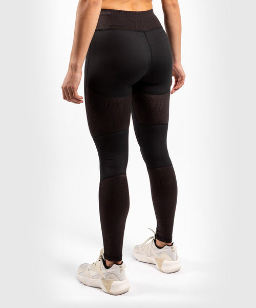 Venum Dune 2.0 Leggings - For Women - Black/Bronze - picture 2