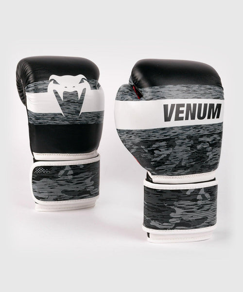 Venum Bandit boxing gloves - for kids - Black/Grey picture 1