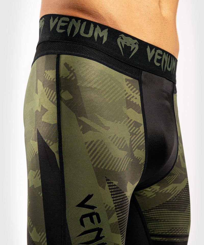 Venum Trooper Tights - Forest camo/Black picture 6