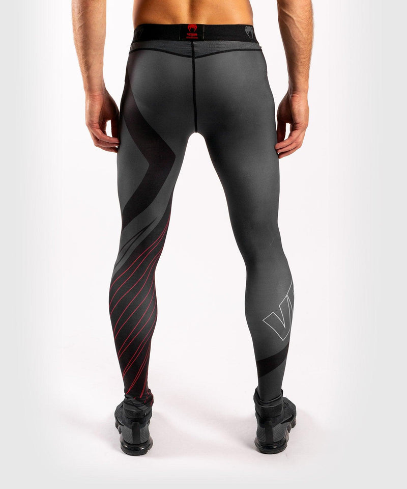 Venum Contender 5.0 Tights – Black/Red picture 2