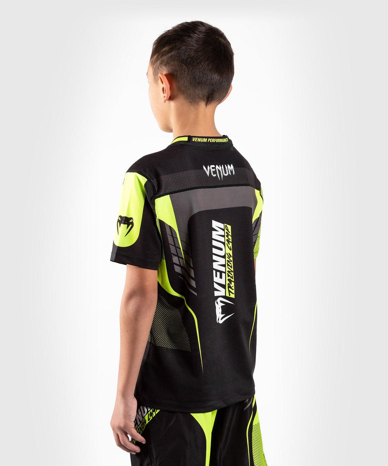 Venum Training Camp 3.0 Kids Dry Tech T-shirt - picture 4