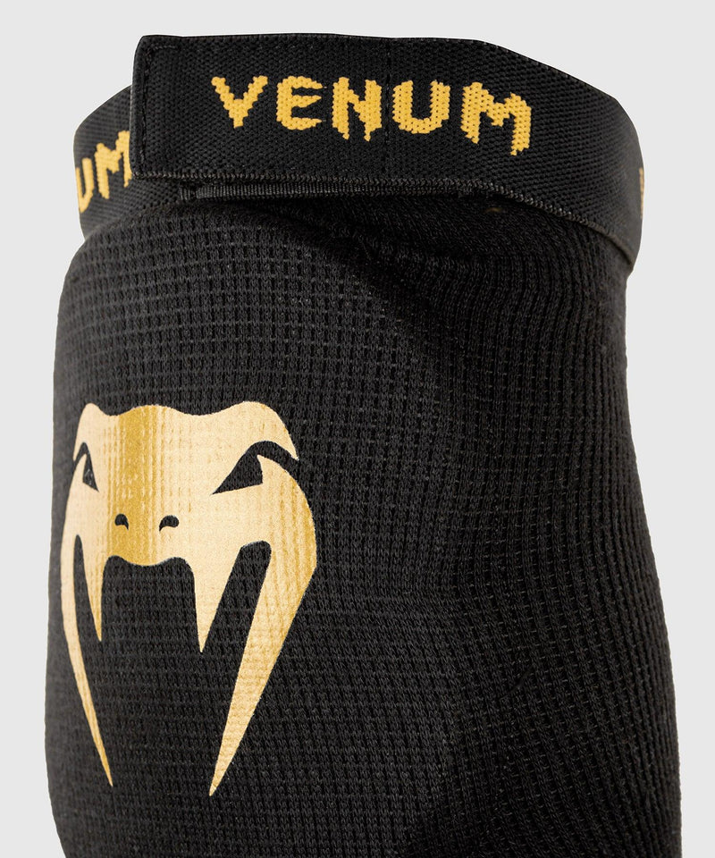 Venum Kontact Elbow Protector - Black/Gold picture 2