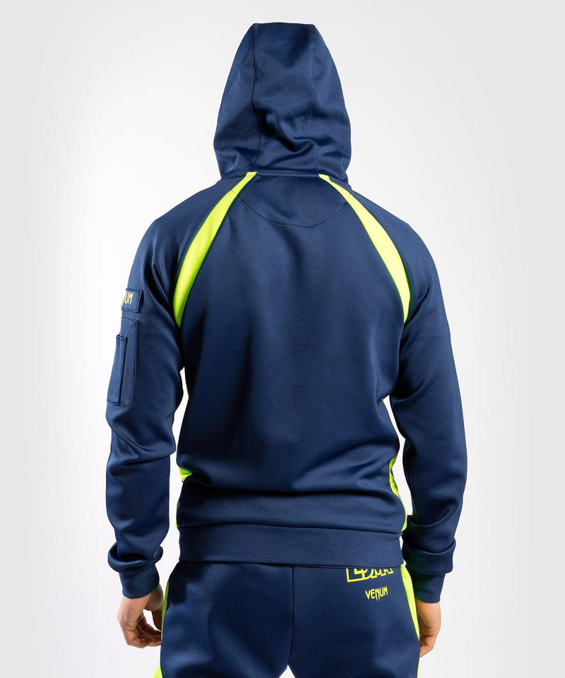 Venum Origins Hoodie Loma Edition Blue/Yellow picture 2