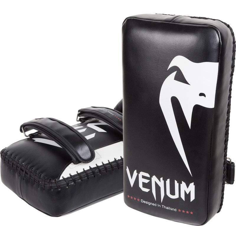 Venum Giant Kick Pads - Black/Ice (Pair) picture 6