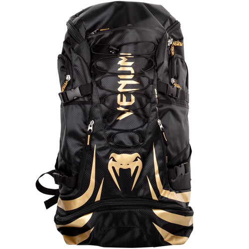 Venum Challenger Xtrem Backpack – Black/Gold picture 1