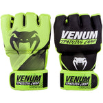 Venum Training Camp 2.0 MMA Gloves - Black/Neo Yellow picture 1