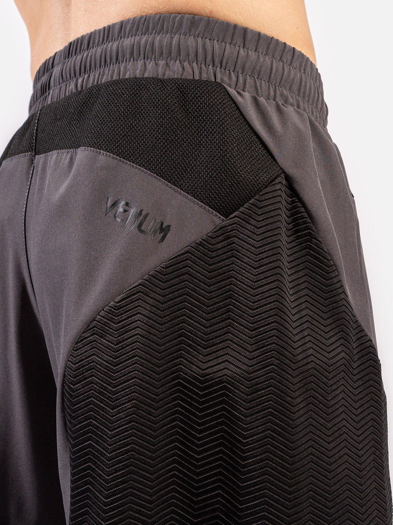 Venum G-Fit Training Shorts – Grey/Black  picture 8