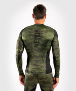 Venum Trooper Rashguard - Long sleeves - Forest camo/Black picture 8