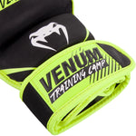 Venum Training Camp 2.0 MMA Gloves - Black/Neo Yellow picture 6