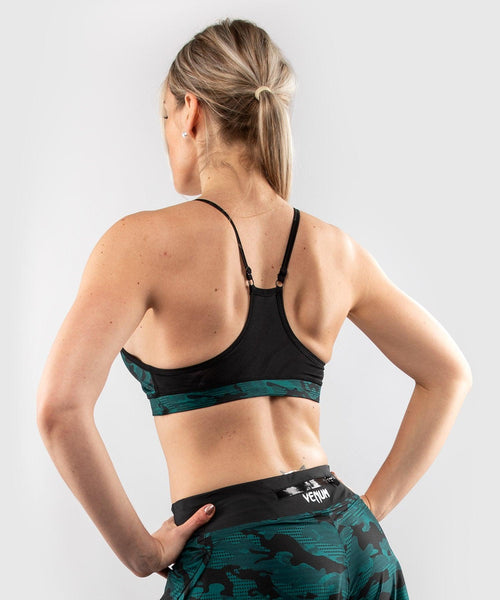 Venum Defender bras - for women - Black/Green picture 2