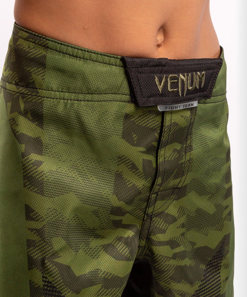 Venum Trooper Kids Fightshorts - Forest camo/Black picture 6