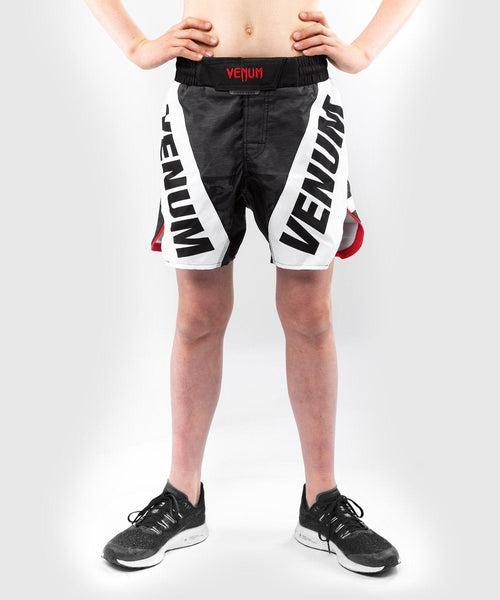 Venum Fightshorts Bandit - for kids - Black/Grey picture 1