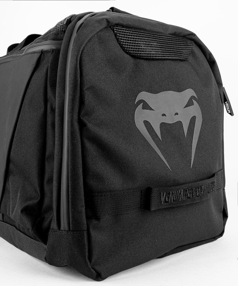Venum Trainer Lite Evo Sports Bags - Black/Black picture 6