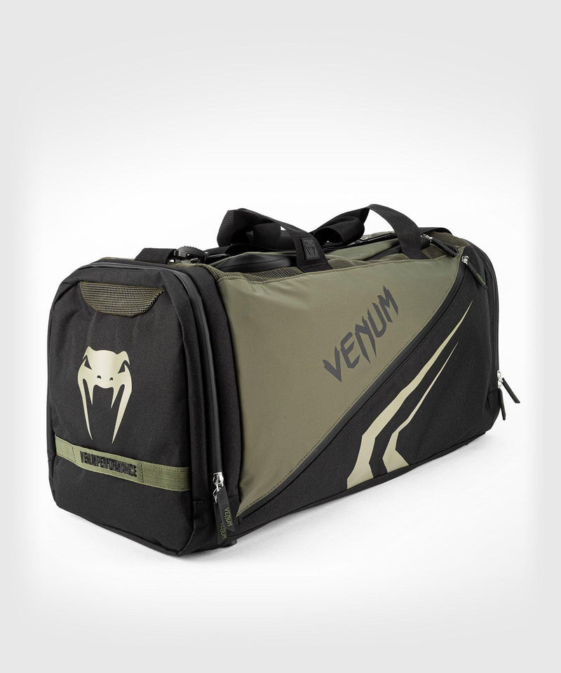 Venum Trainer Lite Evo Sports Bags - Khaki/Black picture 2