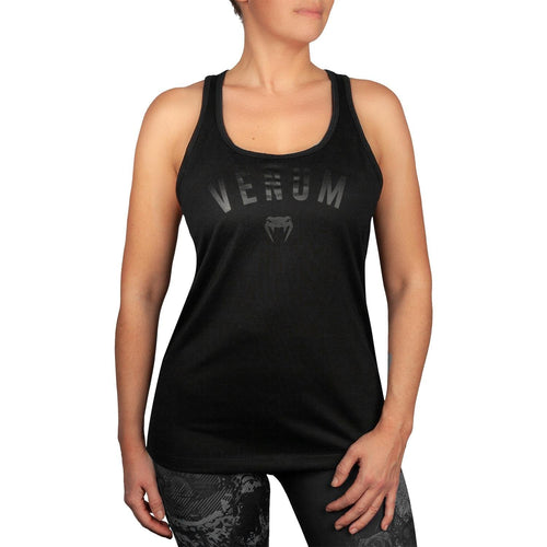 Venum Classic Tank Top - For Women – Black picture 1