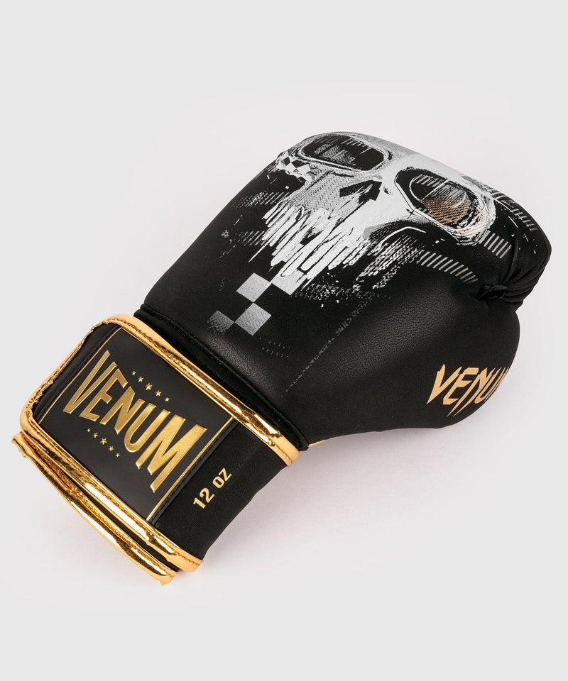 Venum Skull Boxing gloves - Black picture 2
