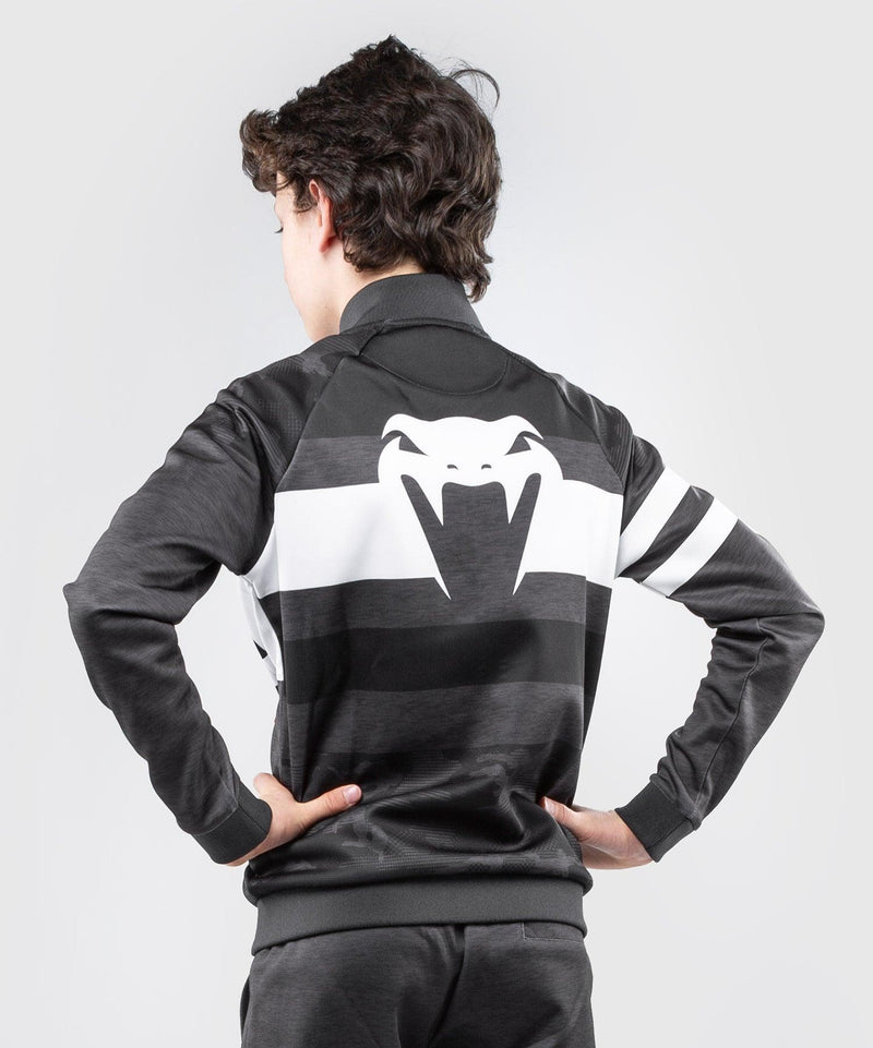 Venum Bandit jacket - for kids - Black/Grey picture 2