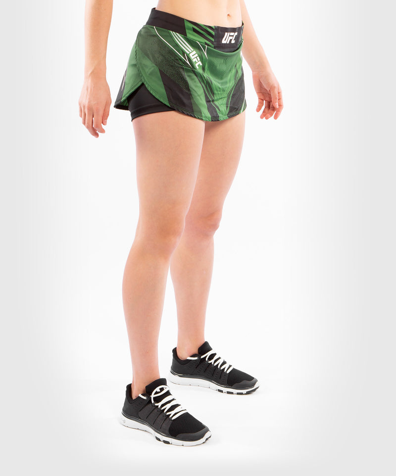 UFC Venum Authentic Fight Night Women's Skort – Green Picture 4