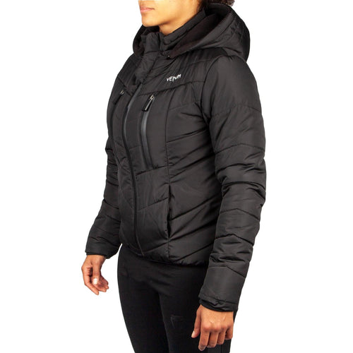 Venum Runner Down Jacket - For Women - Black – Exclusive picture 2