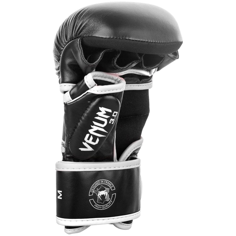 Sparring Gloves Venum Challenger 3.0 – Black/White picture 3