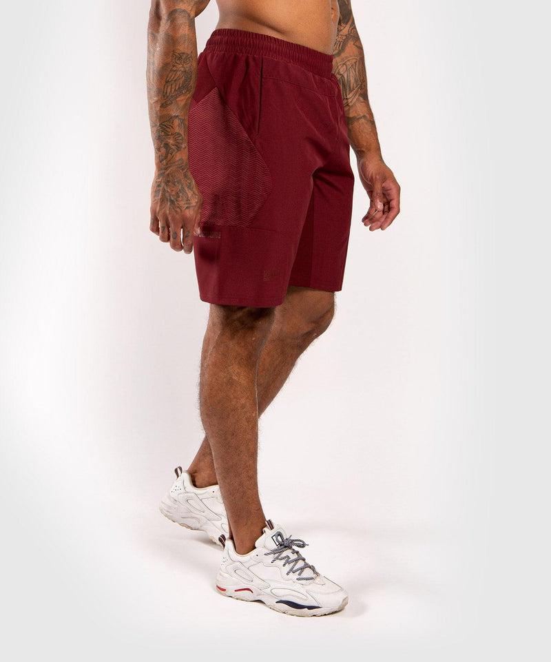 Venum G-Fit Training Shorts - Burgundy picture 3