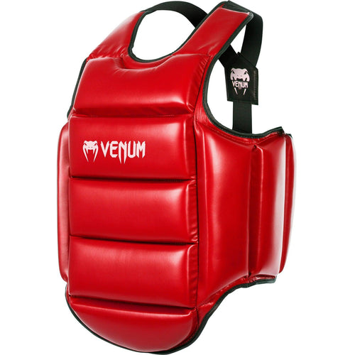 Venum Karate Body Protector Reversible - Blue/Red picture 2
