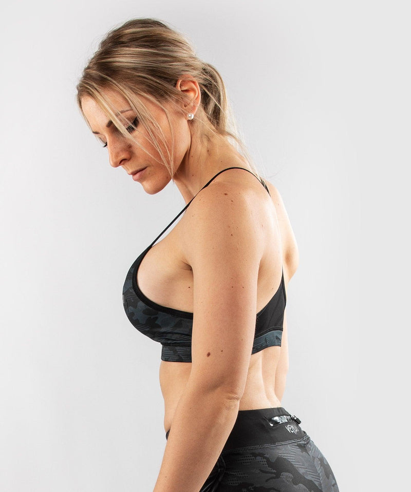 Venum Defender bras - for women - Black/Black picture 6