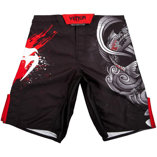 Venum Koi 2.0 Kids Fightshorts - Black/White picture 2
