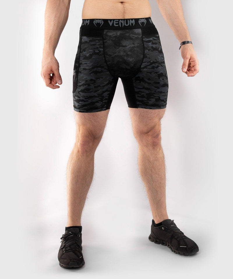 Venum Defender Compression Short - Dark camo picture 1
