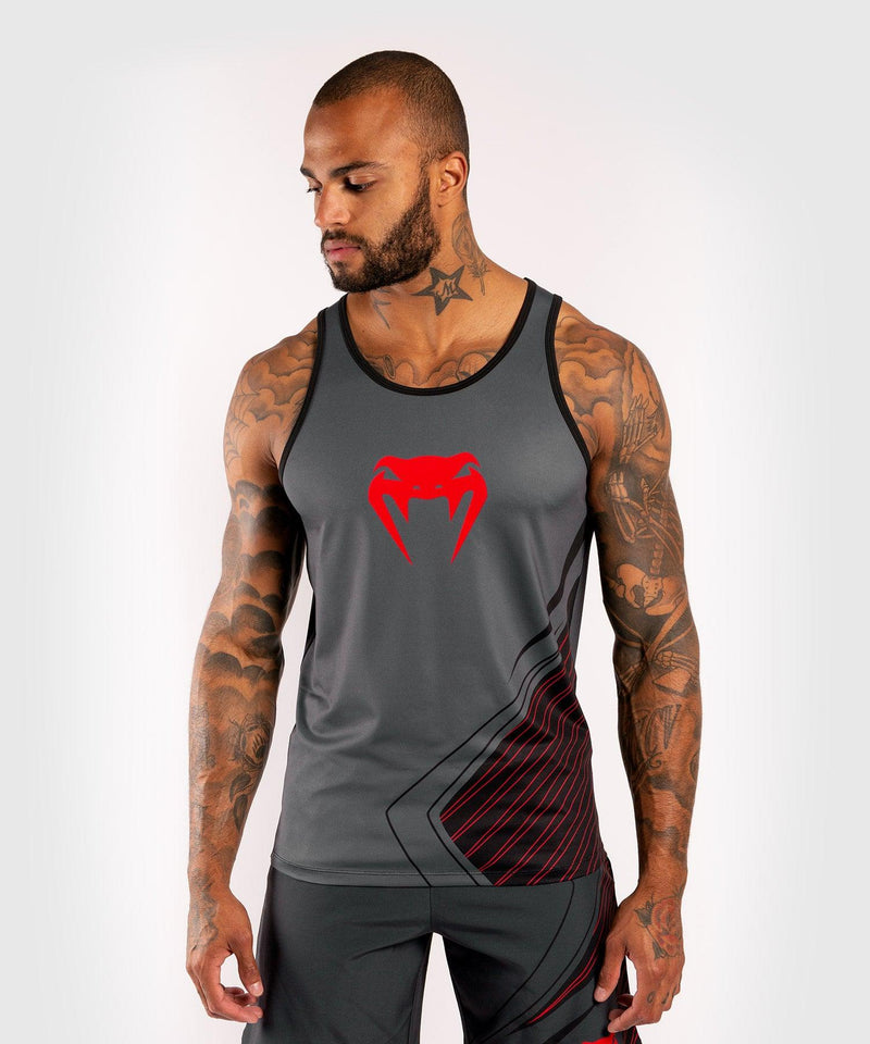 Venum Contender 5.0 Dry-Tech Tank – Black/Red picture 1