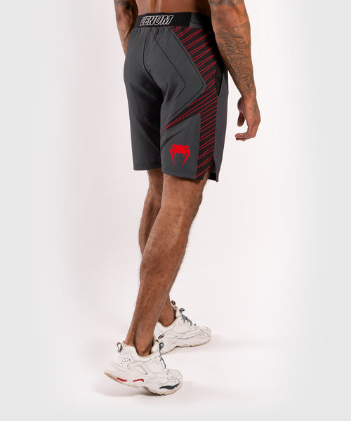 Venum Contender 5.0 Sport shorts – Black/Red picture 2