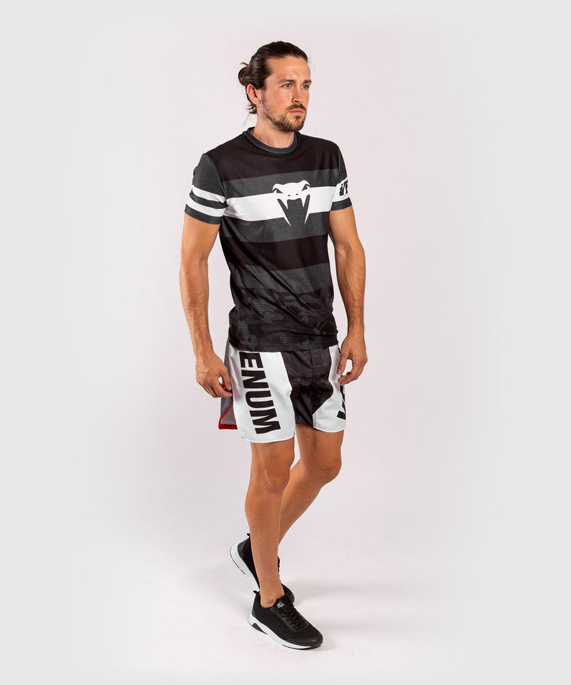 Venum Bandit Fightshort - Black/Grey picture 9
