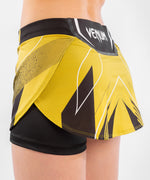 UFC Venum Authentic Fight Night Women's Skort – Yellow Picture 6