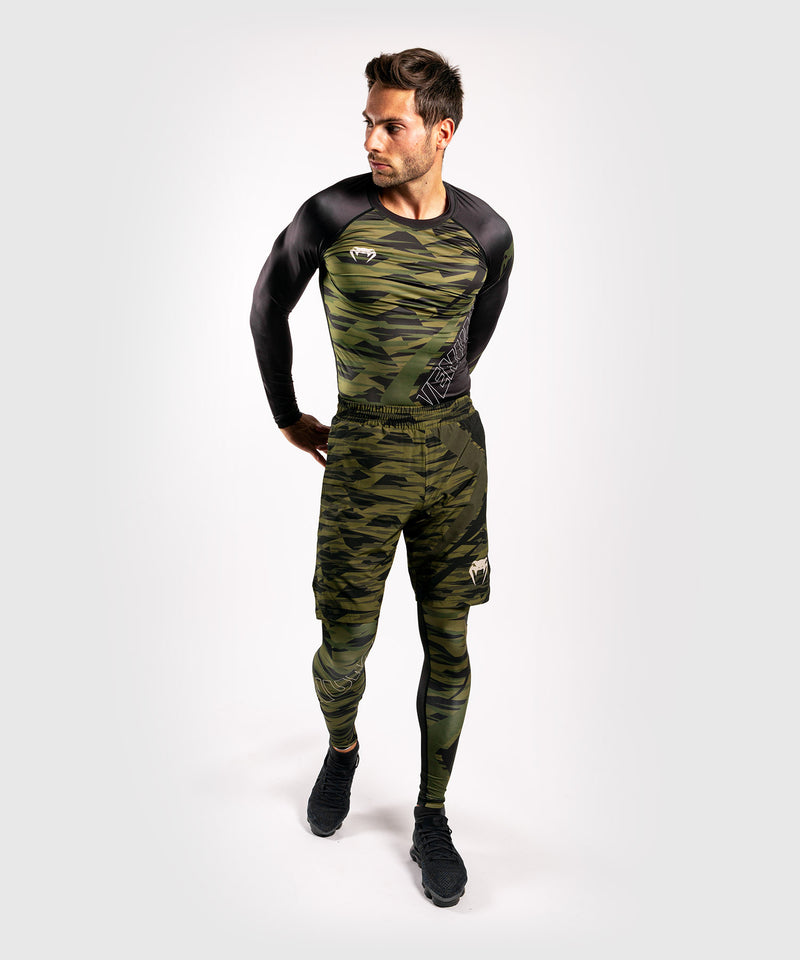 Venum Contender 5.0 Tights - Khaki camo picture 5