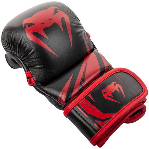 Sparring Gloves Venum Challenger 3.0 – Black/Red picture 2