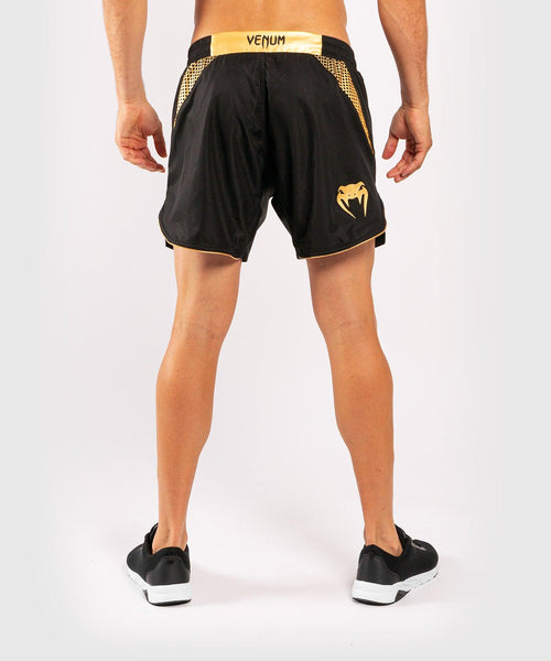 Venum x ONE FC Fightshorts - Black/Gold picture 2