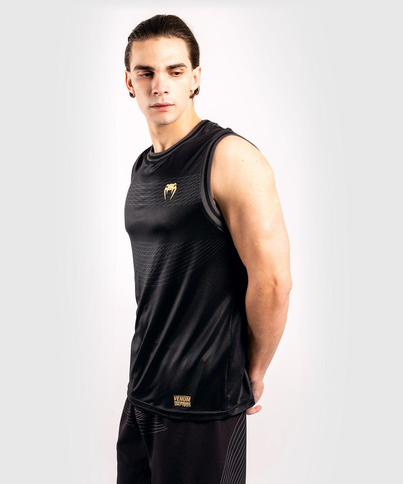 Venum Club 182 Tank Top - Black/Gold picture 3