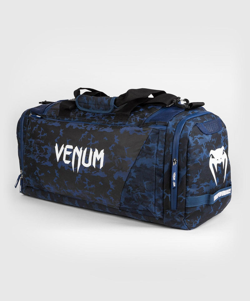 Venum Trainer Lite Evo Sports Bags - Blue/White picture 4