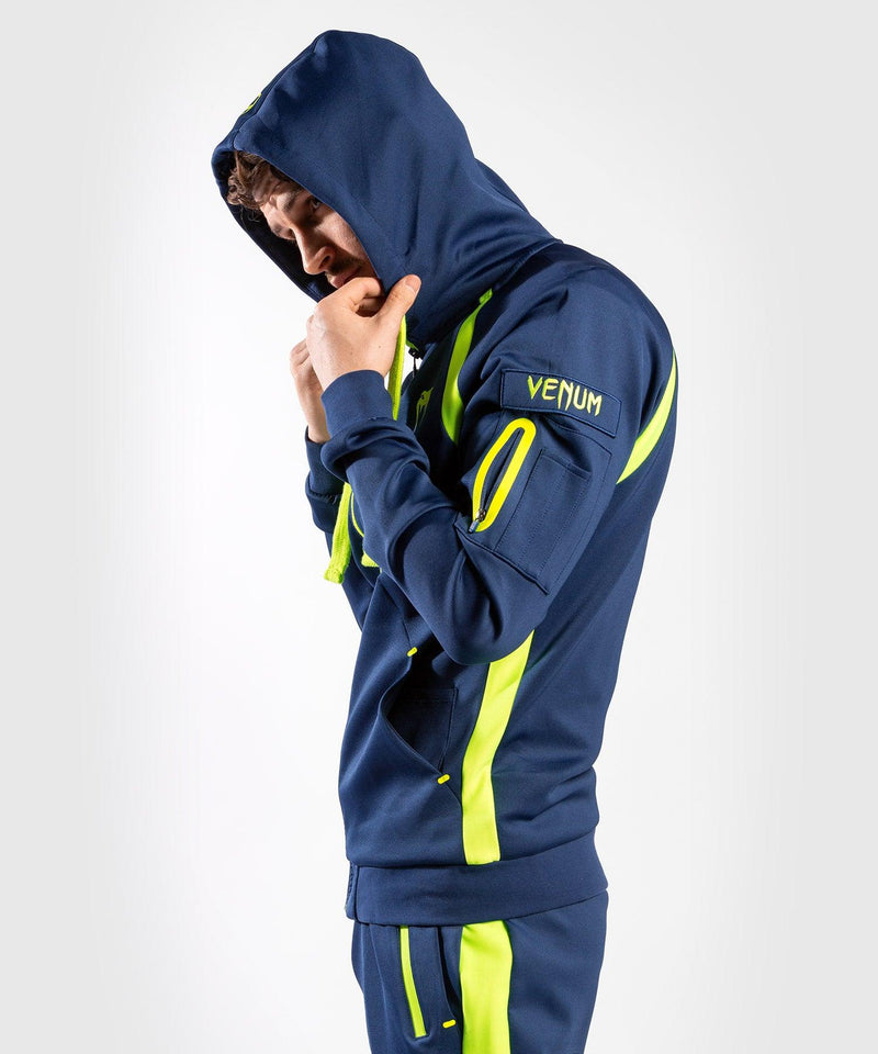 Venum Origins Hoodie Loma Edition Blue/Yellow picture 3