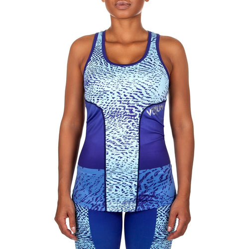 Venum Dune Tank Top - Dark purple/Light latigo bay picture 1