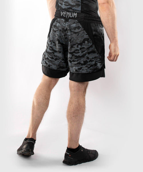 Venum Defender Fightshort - Dark camo picture 2