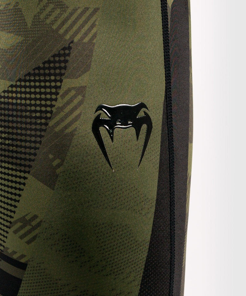 Venum Trooper Tights - Forest camo/Black picture 5