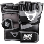Ringhorns Charger MMA Gloves – Black picture 1